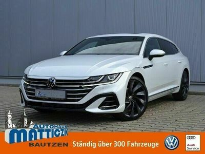 gebraucht VW Arteon Shooting Brake 2.0 TDI (200 PS) 4Motion D