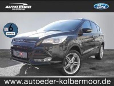 gebraucht Ford Kuga 2.0 TDCi Titanium 4x4 StartStopp EURO 6