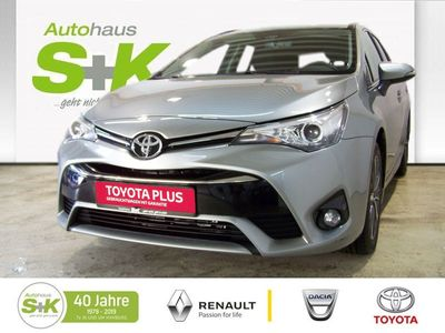 gebraucht Toyota Avensis Edition S+ 1,8 Navi + Sitzheizung