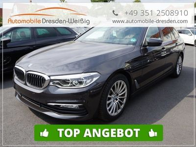used BMW 530 i Aut. HeadUp*Panorama*Sportsitze*18Zoll