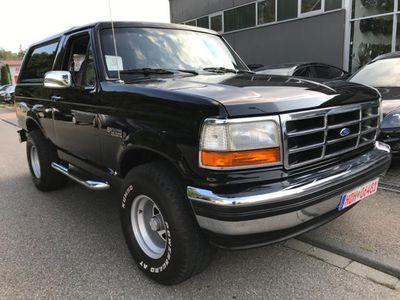 gebraucht Ford Bronco EDDIE BAUER 5,8 EFI 4X4 TRUCK TÜV NEU