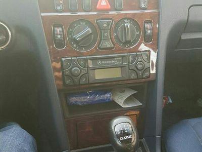 gebraucht Mercedes C220 T CDI Classic