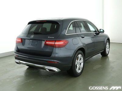 gebraucht Mercedes GLC250 d 4M Exclusive / LED / AHK / Navi / SHZ
