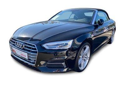 gebraucht Audi A5 Cabriolet Sport 40 TDI qu S tr-Navi-Kamera-D