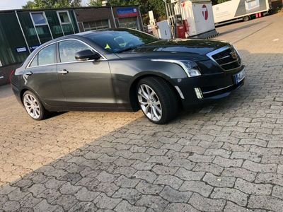 gebraucht Cadillac ATS 2.0 Turbo Automatik Luxury