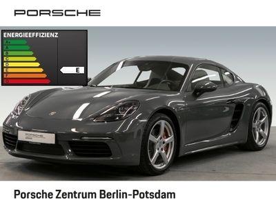 gebraucht Porsche 718 Cayman Caymann S BOSE LED Sportabgasanlage