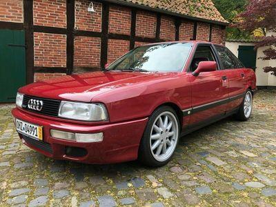 gebraucht Audi 90 quattro 20V turbo TÜV neu H-Zulassung möglich