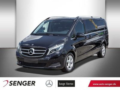 używany Mercedes V250 V 250Avantgarde Extral., Led, Navi, Kamera