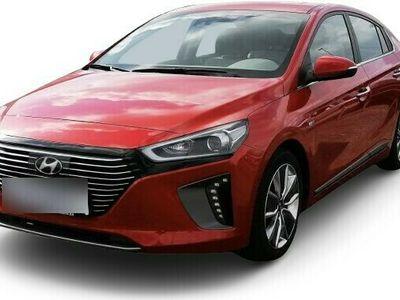 gebraucht Hyundai Ioniq IONIQStyle Hybrid 1.6 GDI Navi Keyless ACC Rόckfahrkam. LED-hinten LED-Tagfahrlicht