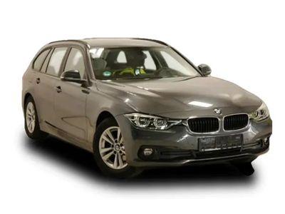 gebraucht BMW 318 318 dA Touring Advantage Euro6dTemp Navi LED