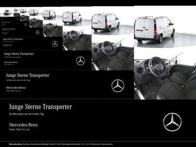 gebraucht Mercedes Vito 116 Kasten **Klima/Tempomat/3-Sitzer