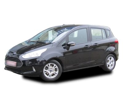 gebraucht Ford B-MAX 1.0 EcoBoost Cool & Connect (Klimaaut,Bluetooth)