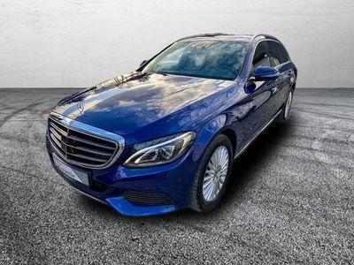 gebraucht Mercedes C300 T AUT *LED*NAV*T-LEDER*JUNGE-STERNE-GARANT 09/21*