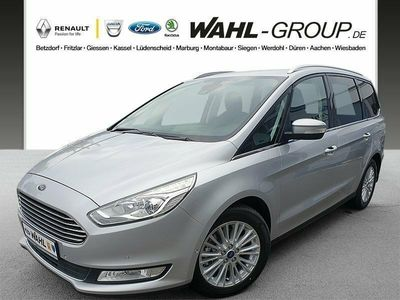 gebraucht Ford Galaxy Titanium,AHK,NAVI,Automatik