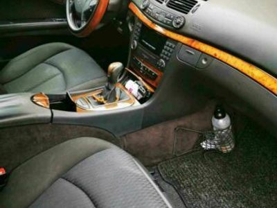 gebraucht Mercedes E240 MarcedesTauschen gegen7 Sitz...