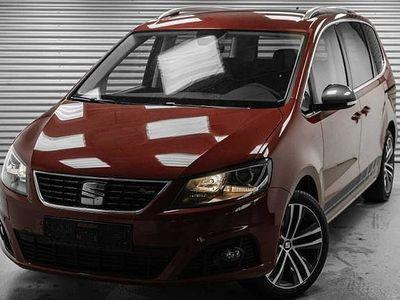 gebraucht Seat Alhambra 2,0 TDI FR-Line - LAGER