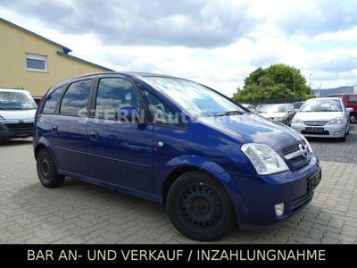 gebraucht Opel Meriva Cosmo Euro 4 Klimaanlage