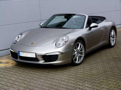 """gebraucht Porsche 911 Carrera Cabriolet 991 *PDK*20""""*APPROVED*PDC*"""