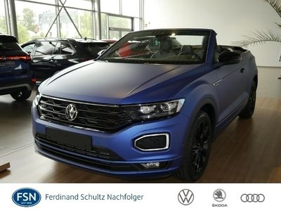 "gebraucht VW T-Roc Cabriolet R-Line ""EditionBlue"" 1.5TSI DSG"