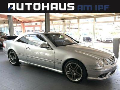 gebraucht Mercedes CL65 AMG AMG Keyless Go Bose Top Zustand