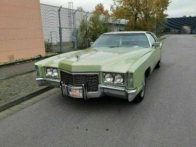 gebraucht Cadillac Eldorado FleetwoodCoupe 1971 8,2... als Sportwagen/Coupé in Kerken