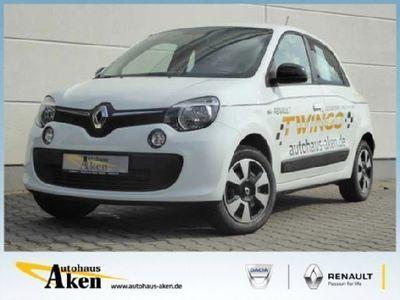 gebraucht Renault Twingo SCe 70 LIMITED Klima/Bluetooth/R&GO/