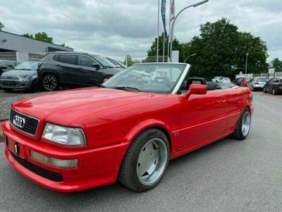"gebraucht Audi 80 2.8 V6 LEDER/16""BORBET/LEDER/FRISCH LACKIERT"