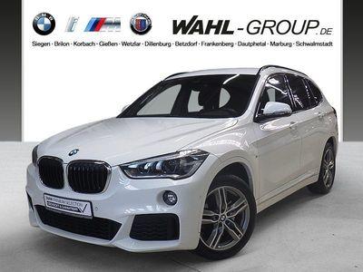 gebraucht BMW X1 xDrive20d M Sportpaket HiFi LED RFK Navi Shz