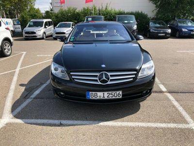 gebraucht Mercedes CL500 CL 500 CL-CoupeLeder,SD,Navi,Xenon,sitzmassage,
