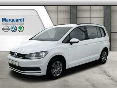gebraucht VW Touran 1,5 TSI WLTP Comfortline DSG AHKNavi ACC