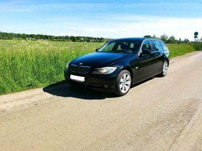 gebraucht BMW 335 d DPF Touring E90 E91