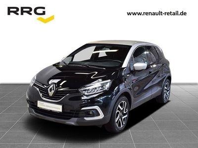 gebraucht Renault Captur Captur1.2 TCE 120 BOSE EDITION AUTOMATIK SUV5