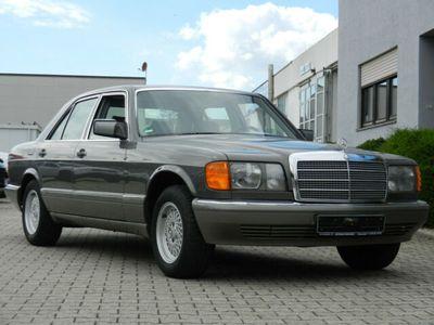 gebraucht Mercedes S300 SE - TÜV NEU - H-ZULASSUNG - KLIMA - SCHECKH