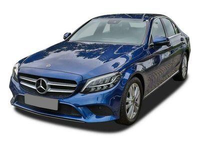 gebraucht Mercedes C200 C 200AVANTGARDE+BUSINESS+KAMERA+LED+NAVI+KEYLES