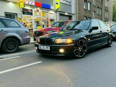 gebraucht BMW 323 i lpg M paket