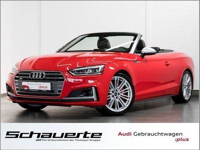 gebraucht Audi S5 Cabriolet S5 Cabrio 3.0 TFSI quattro 260 kW (354 PS) tiptronic 8-stufig