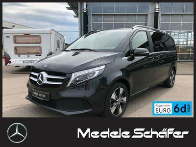 gebraucht Mercedes V220 Vd AVANTGARDE EDITION Komp TISCH DISTRONIC