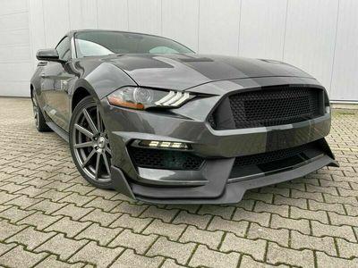 gebraucht Ford Mustang GT 5.0 V8 Performance Navi Leder Schalte