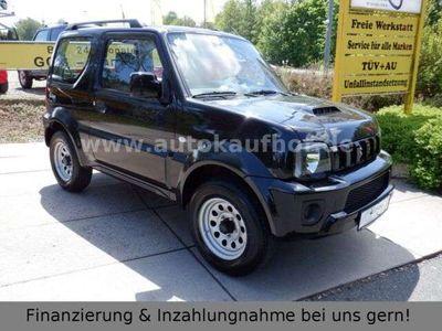 gebraucht Suzuki Jimny 1.3 ALLGRIP Comfort Ranger ,neuwertig !