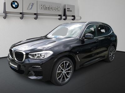 gebraucht BMW X3 xDrive30d M SPORT Navi AHK Headup Driving As.
