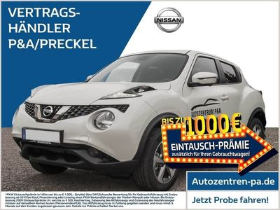 gebraucht Nissan Juke N-Connecta 1.6 / Technology-Paket