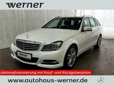 gebraucht Mercedes C250 CDI 4M T Avantgarde bei Gebrachtwagen.expert
