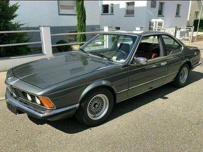 gebraucht BMW 635 CSI Traumzustand Original