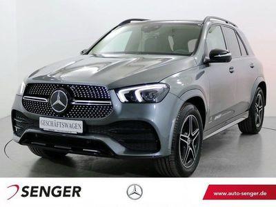 gebraucht Mercedes 300 d 4M AMG Line Panorama AHK Widescreen