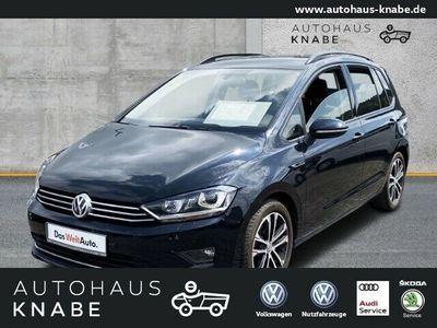 gebraucht VW Golf Sportsvan 2.0 TDI BMT DSG ''Lounge''