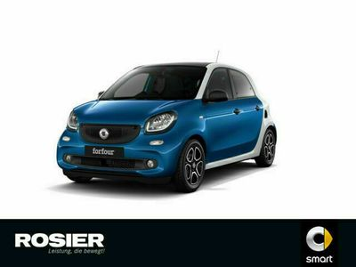 gebraucht Smart ForFour 66 kW passion Cool&Media Kamera Pano