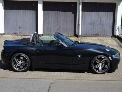 gebraucht BMW Z4 2.5i Roadster*Schalter* Scheckheft*Liebhaber
