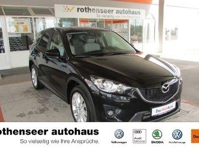 gebraucht Mazda CX-5 2.2 SKYACTIV-D,Sports-Line XENON*NAVI*GRA*BOSE