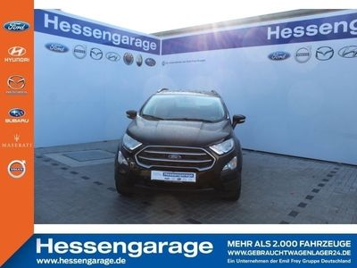 gebraucht Ford Ecosport 1.0 EcoBoost COOL&CONNECT