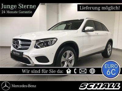 gebraucht Mercedes GLC250 d 4M AMG INT/PANORAMA/LED INTELLIGENT/6C